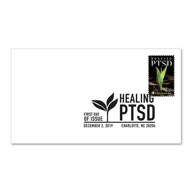 USPS New Healing PTSD First Day Cover | eBay