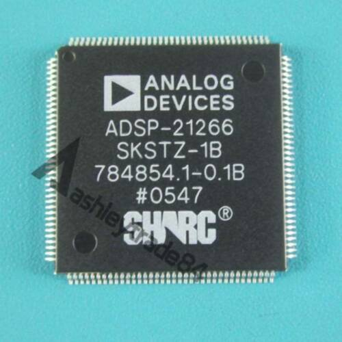 1PCS ADSP-21266SKSTZ-1B ADSP-21266 Manu:AD Encapsulation:LQFP-144 New