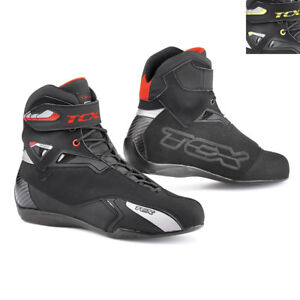 NEW-TCX-Rush-Waterproof-Urban-City-Short-Motorcycle-Boots