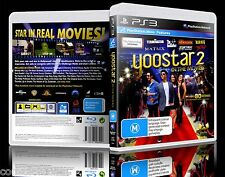 (PS3) Yoostar 2: In The Movies / Yostar / Youstar II (M) (PlayStation Move)