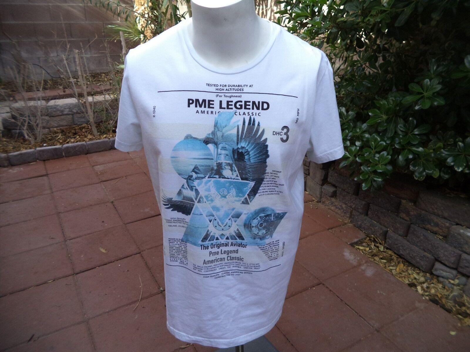 PME Legend men's T-shirt size XL.
