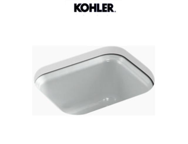 KOHLER K-6589-U-0 Northland Undercounter Entertainment Sink White