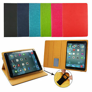cheap for discount c910b e24a0 Details about Universal Wallet Case Cover fits iBowin M960 9.6 Inch Tablet  PC