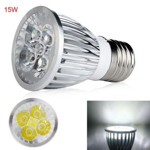 Dimmbare 9W 15W E27//GU10//MR16 LED Lampe Spotlight Warm//kalt weiß Energy Saving