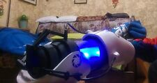 Portal Gun Aperture Science Device  Handheld P-body ATLAS Co-Op prop Cosplay