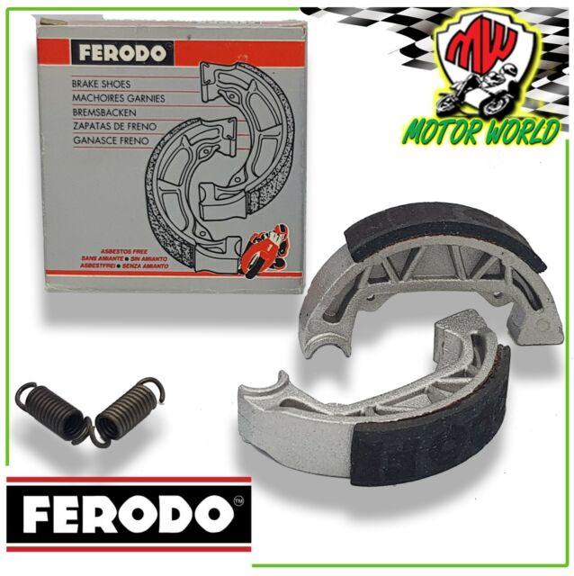 FSB940 KIT GANASCE FRENO POSTERIORI FERODO PIAGGIO NRG MC2 50 1996 ->