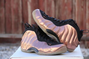 release date: 8f92a 51339 Image is loading 2010-DS-Nike-Air-Foamposite-One-Black-Metallic-
