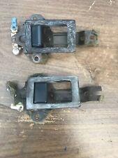 1985 Toyota Celica Supra Oem Factory Used Interior Door Handles Left Amp Right Fits 1985 Supra