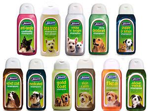 Johnsons-Veterinaria-Perro-Cachorro-Gato-Gatito-de-Pulgas-Champu-125ml-Gama-SameDay-D