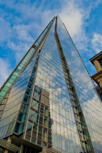 The Shard Southwark London England UK photograph photo picture poster art print