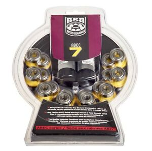 BSB-Lager-16-Teile-Set-ABEC-9-Inliner-Hockey-extrem-Stabil-resistent