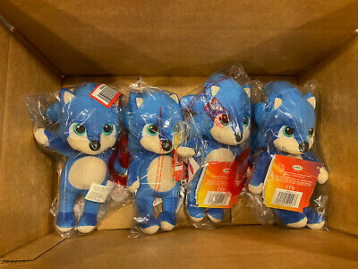 Sonic The Hedgehog Movie 8 5 Inch Baby Sonic Plush New 2020 Ebay