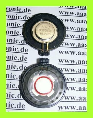 Altoparlanti 50 Ohm 0,3 W dms3450dj01 2 PZ