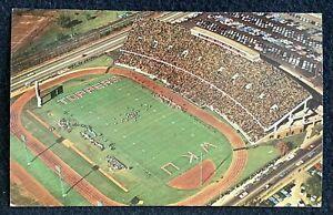 Postcard LT Smith Stadium Western Kentucky University