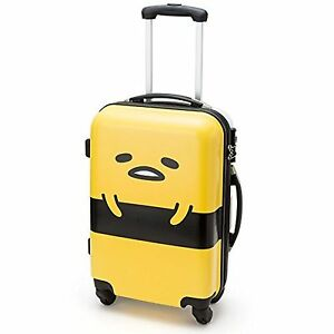 fdda06a92ba5 Sanrio 262765 Gudetama Carry Case Suitcase From Japan