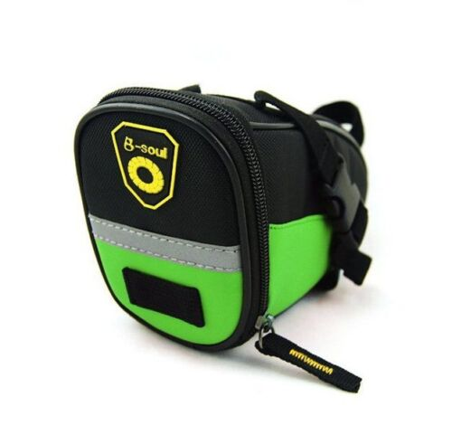Mountain Bike Seat Bag Bicycle Saddle Tail Bags Cycling Accessories Rear Pouch
