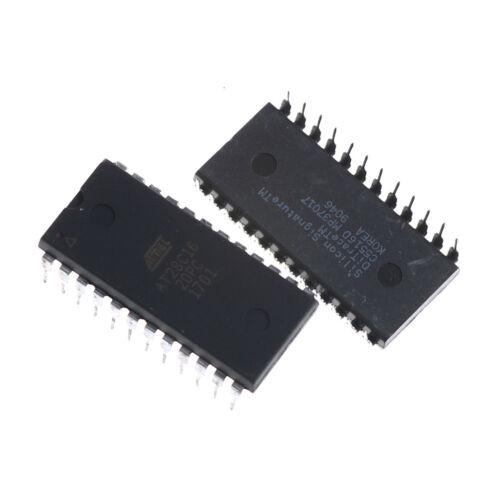 2ST AT28C16-15PU 15PI 15PC CMOS E2PROM DIP-24 T!E