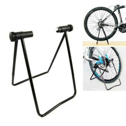 Bicycle Trainer Stationary Bike Cycle Stand Indoor Exercise Hi-Quality Foldab PZ