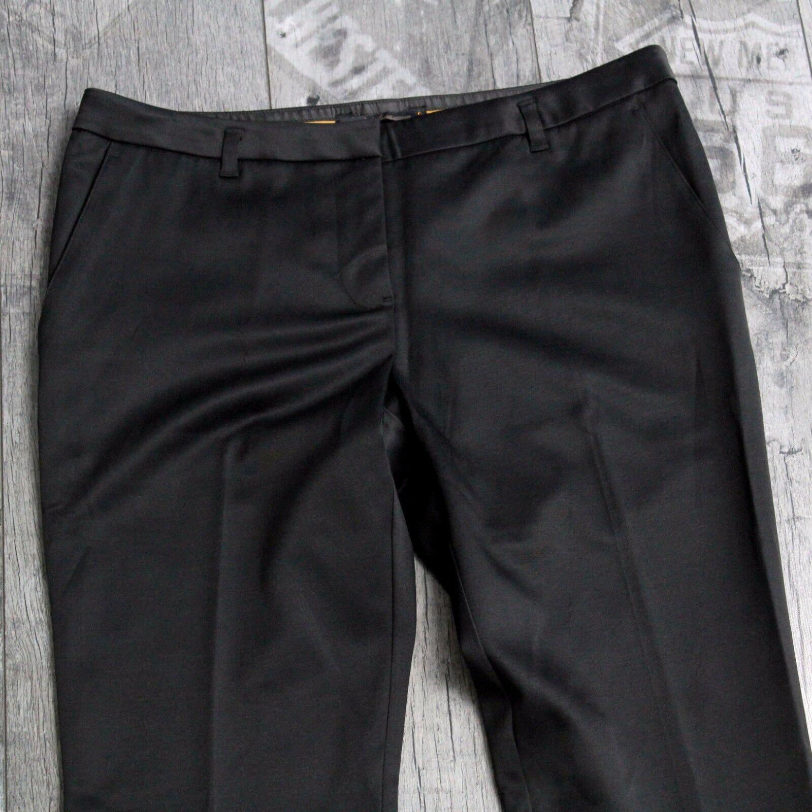 GAUDI Donna Premium Pantaloni Elegante Tg 46 a2560
