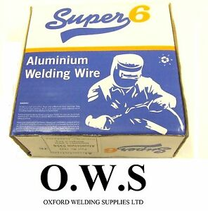 308 LSI Stainless Steel Mig Welding Wire 1.2mm x 5kg SUPER 6