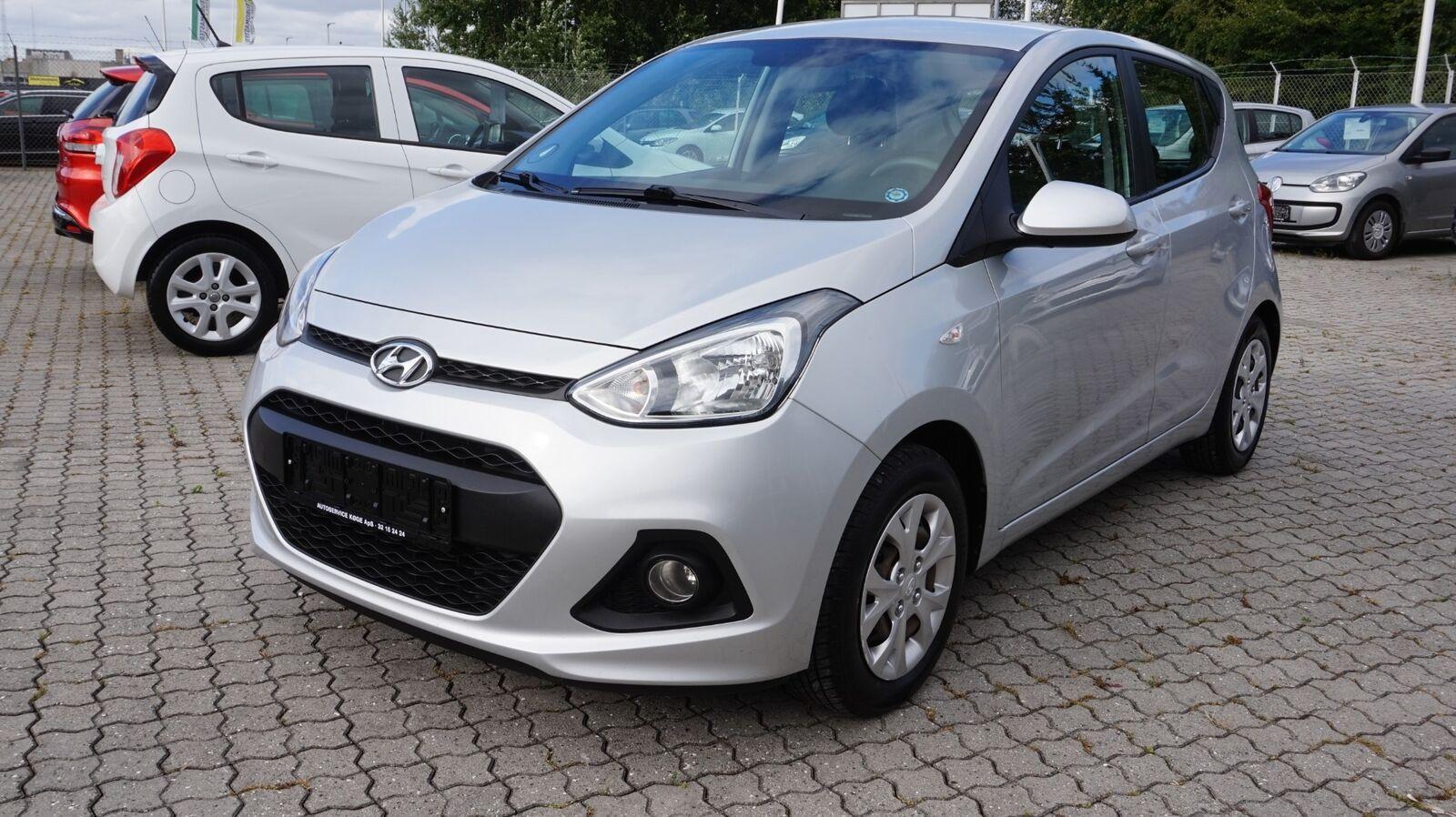 Hyundai i10 1,0 Comfort 5d