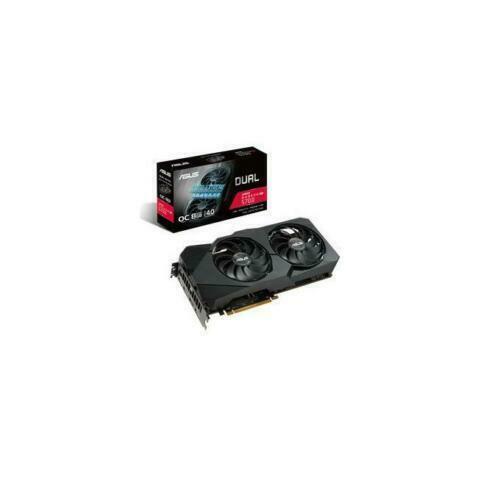 ASUS Radeon™ RX 5700 Dual Evo OC 8GB NEU/OVP