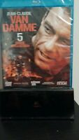 Jean-claude Van Damme: 5 Movie Collection (blu-ray Disc, 2016) - Free S&h