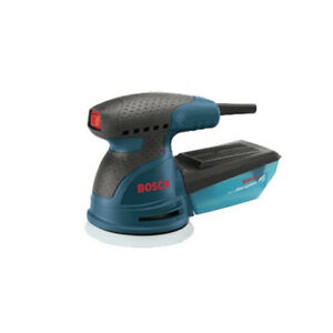 Bosch 5 In 120v Vs Palm Random Orbit Sander Kit W Carrying Bag