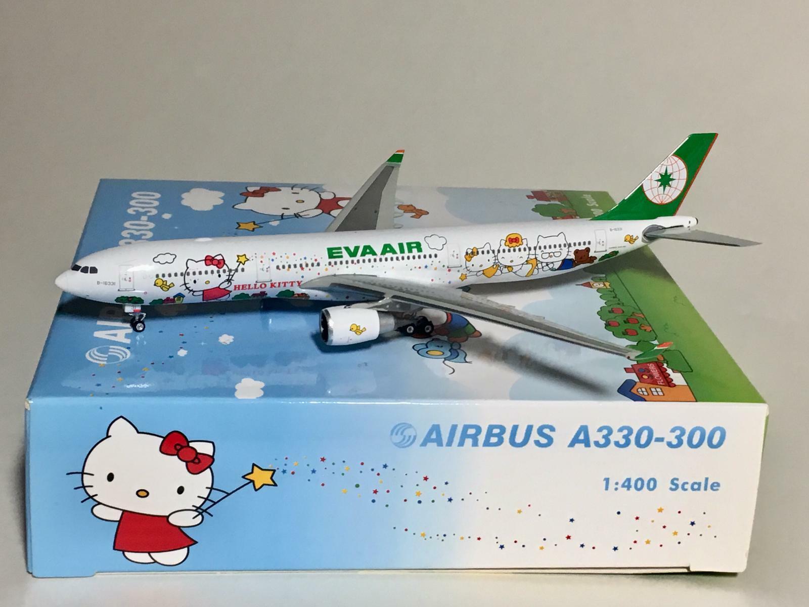 Phoenix Eva Air Airbus A330-300 1 400 B-16331