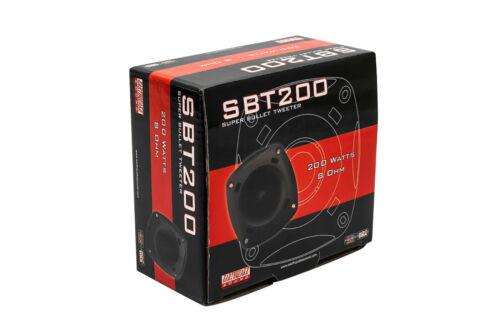 Earthquake Sound SBT-200 200W Super Bullet Tweeter
