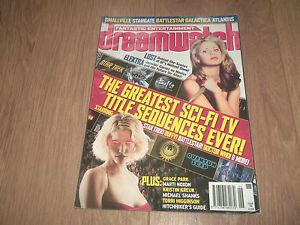 DREAMWATCH-MAGAZINE-NO-126-MARCH-2005-SCI-FI-TV-JENNIFER-GARNER-GRACE-PARK