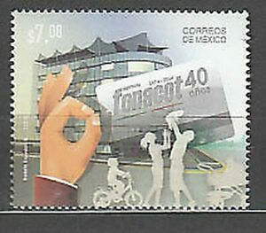 Mexico Mail 2014 Yvert 2822 MNH