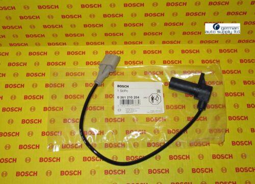 Porsche Crankshaft Position Sensor NEW OEM BOSCH 0261210204