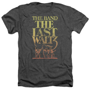 The-Band-THE-LAST-WALTZ-Licensed-Adult-Heather-T-Shirt-All-Sizes