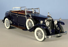 FRANKLIN MINT PRECISION MODEL 1/24e MERCEDES BENZ MODEL K 1926