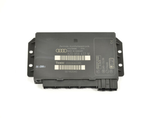 12 Monate Garantie Audi A2 8Z Komfortsteuergerät 8Z0959433M Comfort Module