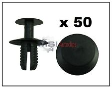 BLACK PLASTIC PUSH RIVET BMW, MERCEDES,VOLVO,OEM 201-990-02-92, 30820141