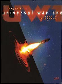 Universal War One, tome 1 : La Genèse de Denis Bajram   Livre   état bon