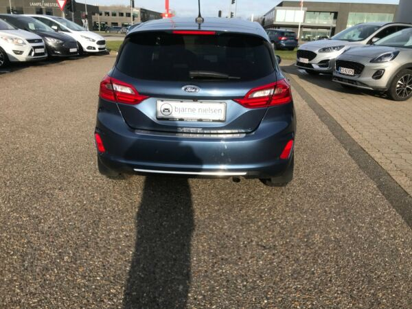 Ford Fiesta 1,0 EcoBoost Vignale billede 3