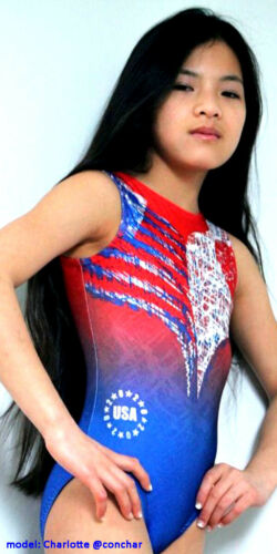 NEW Exclusive Limited Edition Tokyo Gymnastics Olympic Leotard 2020 AXL