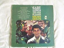 Gary Lewis And The Playboys – Golden Greats VINYL LP Liberty Best of gatefold