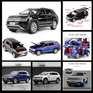 1:32 Scale For Volkswagen Teramont VW SUV Diecast Metal Model Car Kids Kids Toy
