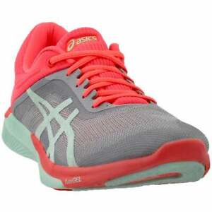 ASICS-FuzeX-Rush-Casual-Running-Shoes-Grey-Womens
