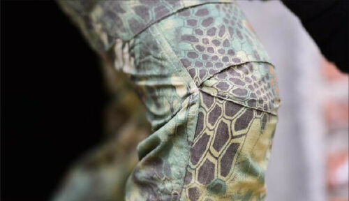 Mens Tactical Military Pants Combat Cargo Hiking Army Camouflage Casual Hiking