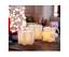 Set of 3 Illuminated Snowflakes by Valerie H205490