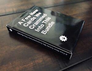 Cards-Against-Humanity-Mini-Bonus-Pack-de-expansion-de-paquete-de-gemas-ocultas-nuevo
