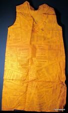 c1967 Yellow Pages Paper Dress Generic Pages Advertising Size 8-10