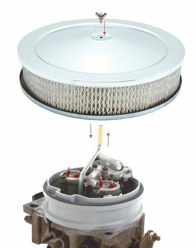 Spectre Performance 4215 Air Cleaner S-Stud