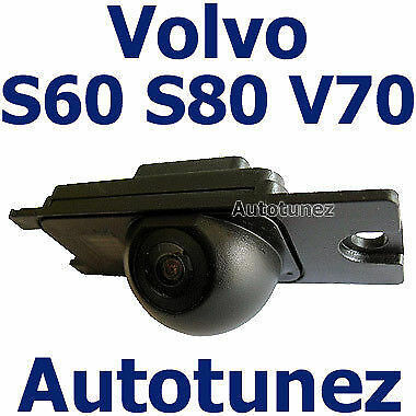 Car Rear Reverse Backup Parking Camera Volvo S60 S80 Tunezup