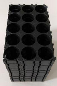 18650-3x5-10-pack-DIY-Holder-15-Cells-Lithium-Battery-Bracket-Mount-Clip